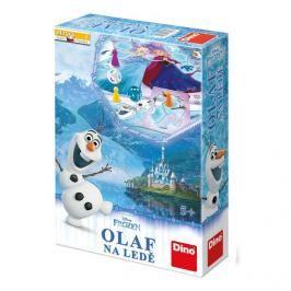 DINOTOYS - Společenská hra Olaf na ledě