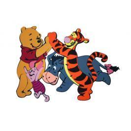 DISNEY - Pooh s přáteli