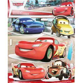 DISNEY - Sada 3D - Cars - Auta (blesk)