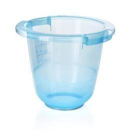 DOMOVITAL - TummyTub kyblík na koupání modrý