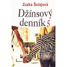 Džínsový denník 5 - Zuzka Šulajová