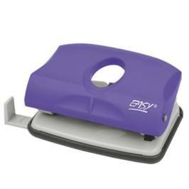 EASY - Děrovačka -2150VI plastová, na 15 listů, fialová