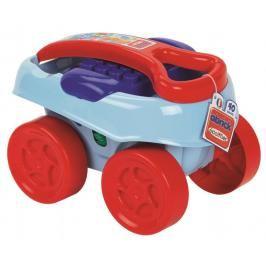 ECOIFFIER - Abrick Maxi Vozík s kostkami 40 ks