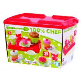 ECOIFFIER - Snídaně na tácu, box