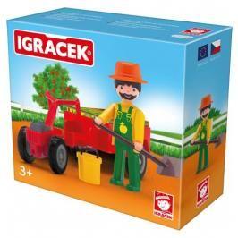 EFKO-KARTON - Igráček zahradník set 21214