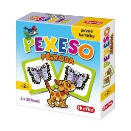 EFKO-KARTON - Pexeso příroda baby 54676