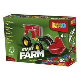EFKO-KARTON - ROTO Stav začínáme traktor 14001