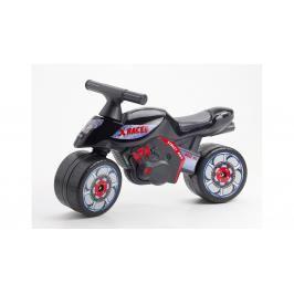 FALK - odrážedlo 403 Moto X Racer černé