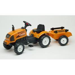FALK - Šliapací traktor Renault Celtis 436RX s vlečkou 2045C