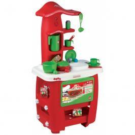 FARO - Dětská kuchyňka s vybavením a zvuky Ristorante Italiano 4493