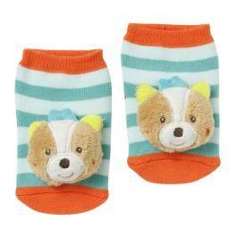 FEHN Forest chrastící ponožky liška