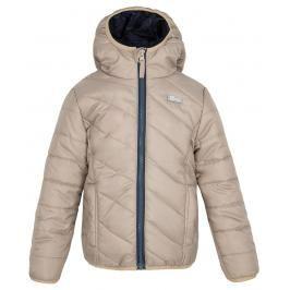 GMINI - GORKY-bunda s kapucí béžová 104