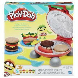 HASBRO - Play Doh Burger barbecue
