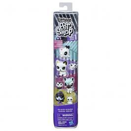 HASBRO - Littlest Pet Shop Černobílá zvířátka duo asst