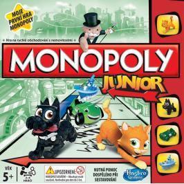HASBRO - Monopoly Junior Cz