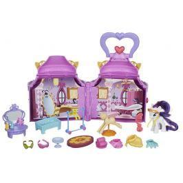 HASBRO - My Little Pony Hrací set Rarity boutique B1372