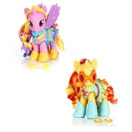 HASBRO - My Little Pony Kouzelný Poník s oblečkem a doplňky B0360