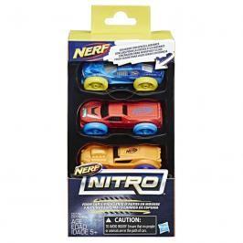 HASBRO - Nerf Nitro náhradní nitro 3 ks asst