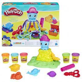 HASBRO - Play Doh Potrhlá Chobotnice