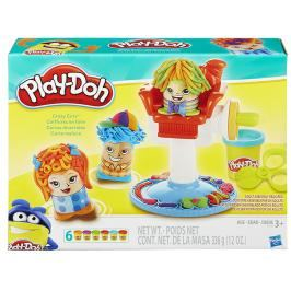 HASBRO - Play Doh Bláznivé Účesy