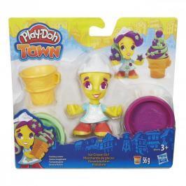 HASBRO - Play Doh Playdoh Town Figurka Asst