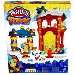 HASBRO - Play Doh Playdoh Town Požární stanice
