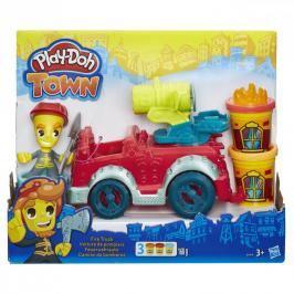 HASBRO - Play Doh Playdoh Town Požární Auto