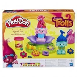 HASBRO - Play Doh Trolls Vlasový Salon