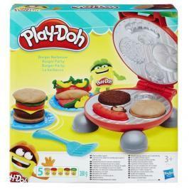 HASBRO - Playdoh Burger Barbecue B5521