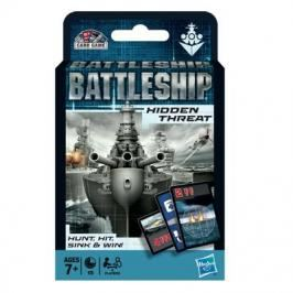 HASBRO - Skrytá hrozba Battleship Karty