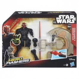 HASBRO - Star Wars Hero Mashers Speeders