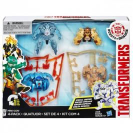 HASBRO - Transformers Balení 4 Miniconov Asst
