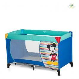 HAUCK - Dětská postýlka Dream N Play - Mickey Geo Blue 2018
