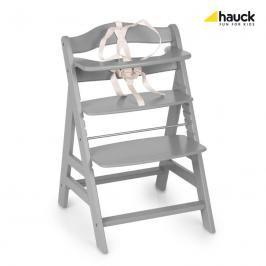 HAUCK - Židle na krmení Alpha + - White 2018