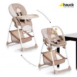 HAUCK - Židle na krmení Sit'n Relax 2v1 - Giraffe 2018