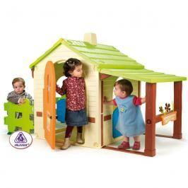 INJUSA - Dětský domek COUNTRY PIGI