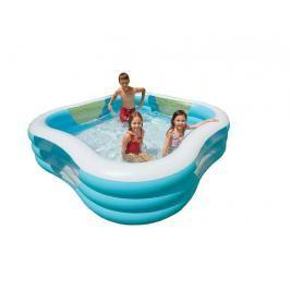 INTEX - bazén Swim centr čtvereční