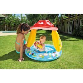 INTEX - bazének se stříškou Hříbek 57114