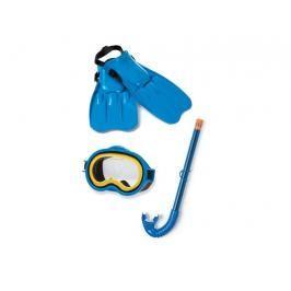 INTEX - dětská potápěč souprava s ploutvemi střední