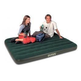 INTEX - Intex nafukovací postel 66968 Full Prestige Downy s přiloženou elektrickou pumpou