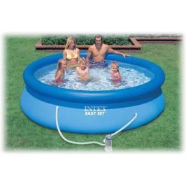 INTEX - nafukovací bazén 305x76 cm s filtračním zařízením 28122