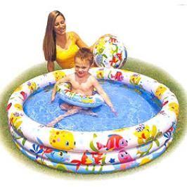 INTEX - nafukovací bazén Dětský set