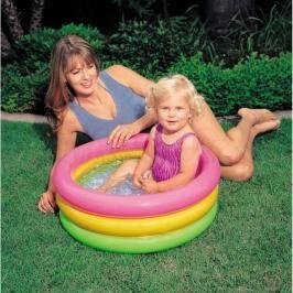 INTEX - nafukovací dětský bazének trojbarevný Sunset Glow 57107