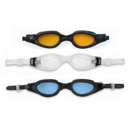 INTEX - plavecké brýle silikonové Pro Master