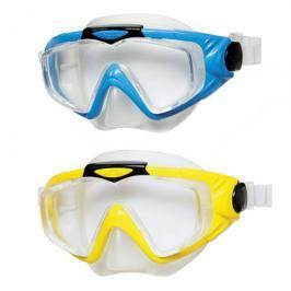 INTEX - potápěčské brýle silikonové panoramatické M