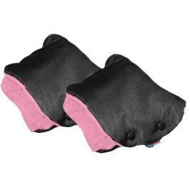 IVEMA BABY - Rukávník na oddělené rukojeti (2 kusy) - růžová