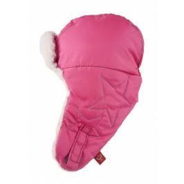 KAISER - Dětská čepice star - vel. 46/48 (6-12 měsíců) - Pink