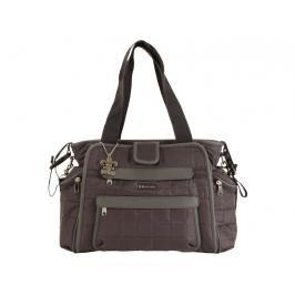 KALENCOM - Přebalovací taška Nola Quilted Nylon - Asphalt