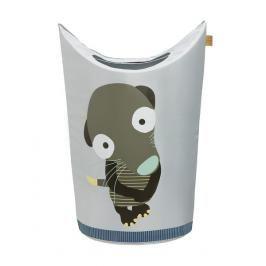 LÄSSIG - Box na prádlo Laundry Bag Wildlife Meerkat