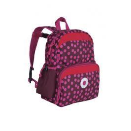 Lässig - Dětský batoh Mini Backpack - Dottie red